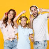 音楽サブスクは家族で共有・シェアできる?
